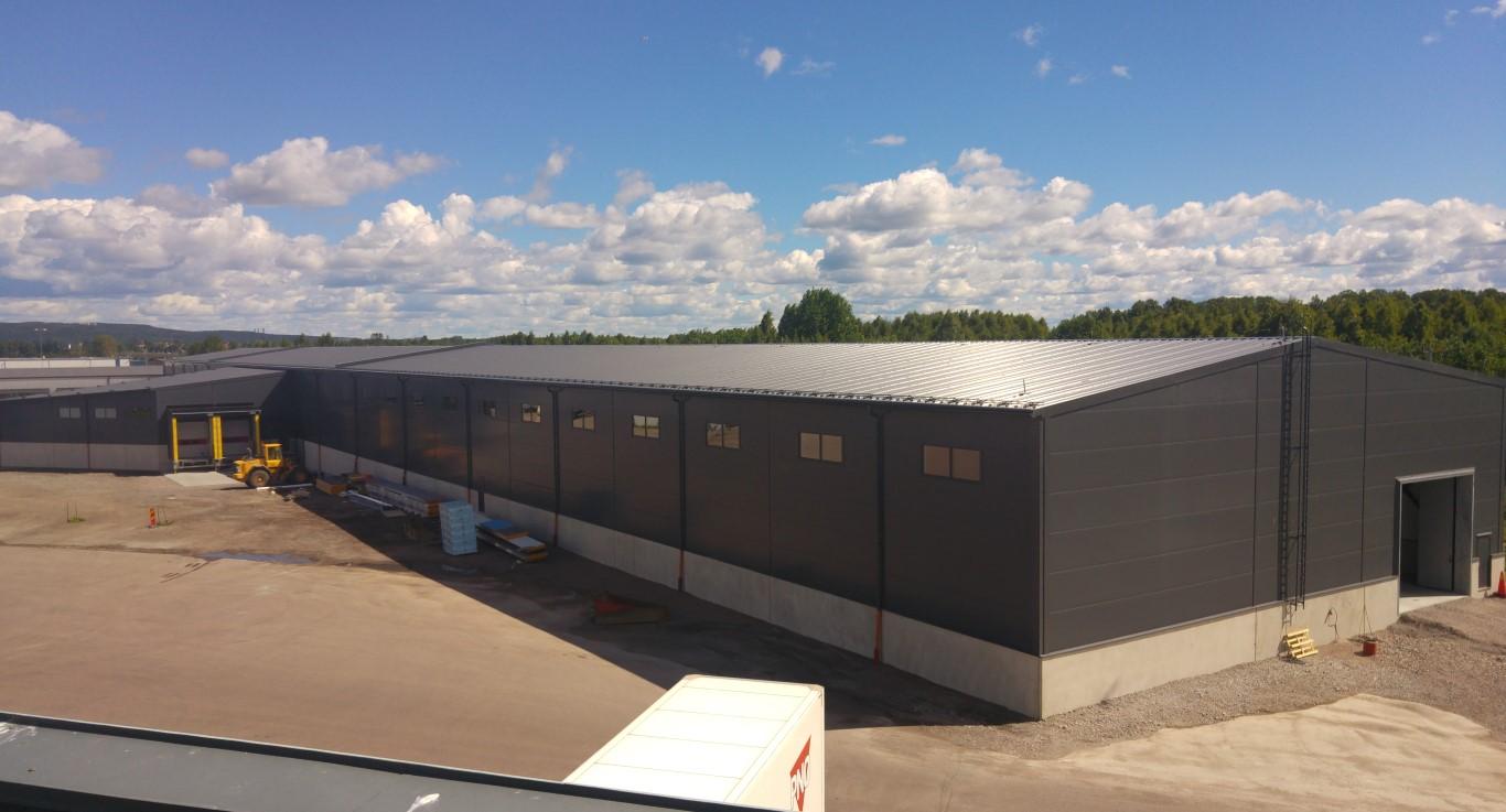 73a9fa52d6c Borlänge logistikaterminal Tööstus- ja laohooned